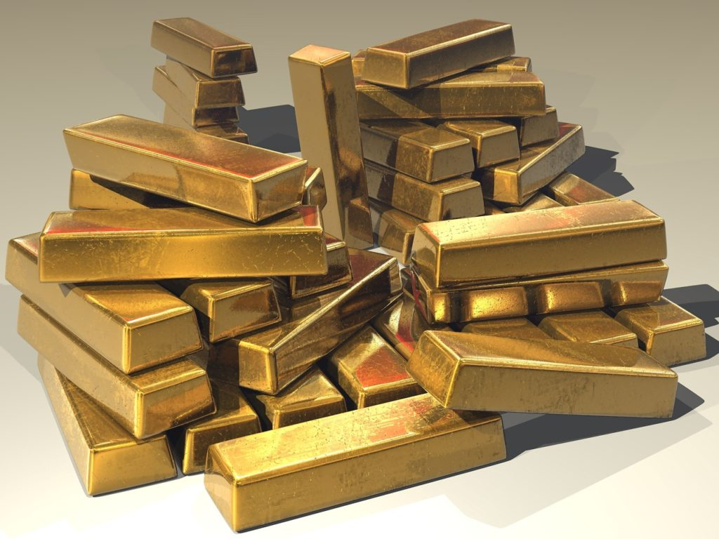 Russia Passes China To Become The World's Fifth Largest Hoarder Of Gold